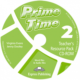Prime Time 2 Teacher's Resource Pack CD-ROM
