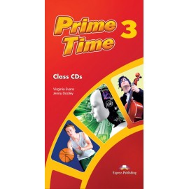 Prime Time 3 Class CDs