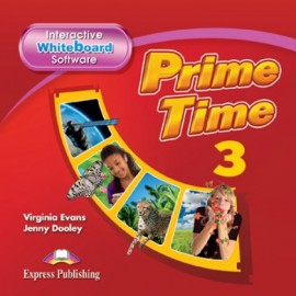 Prime Time 3 Interactive Whiteboard Software