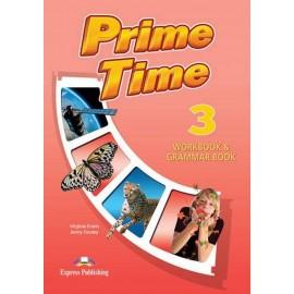 Prime Time 3 Workbook & Grammar Book + ieBook