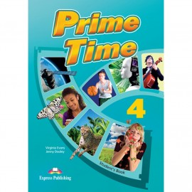 Prime Time 4 Student's Book