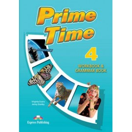 Prime Time 4 Workbook & Grammar Book + ieBook