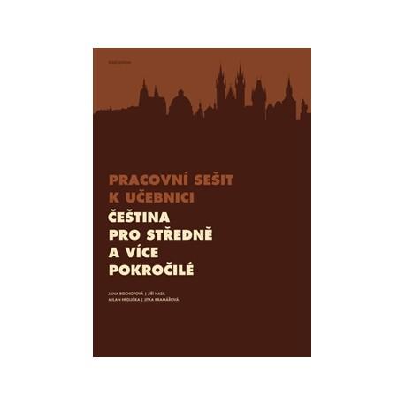 Čeština pro středně a více pokročilé - pracovní sešit Karolinum 9788024632650