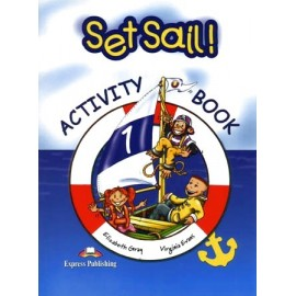 Set Sail! 1 Activity Book