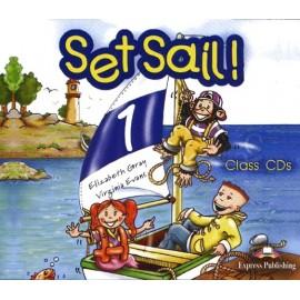 Set Sail! 1 Class CDs