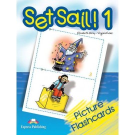 Set Sail! 1 Picture Flashcards