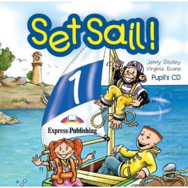 Set Sail! 1 Pupil's Audio CD