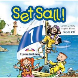 Set Sail! 1 Pupil's Audio CD