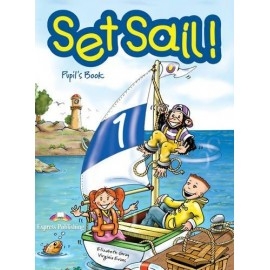 Set Sail! 1 Pupil's Book + The Ugly Duckling Story Book + Pupil's Audio CD
