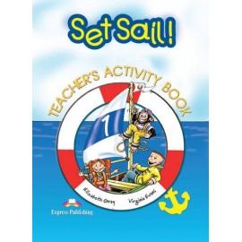 Set Sail! 1 Teacher's Activity Book (overprinted)
