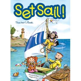 Set Sail! 1 Teacher's Book (interleaved)
