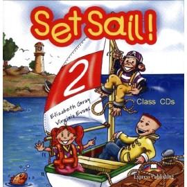 Set Sail! 2 Class CDs