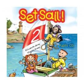 Set Sail! 2 Pupil's Audio CD