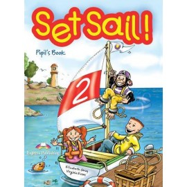 Set Sail! 2 Pupil's Book + The Town Mouse & The Country Mouse Story Book + Pupil's Audio CD
