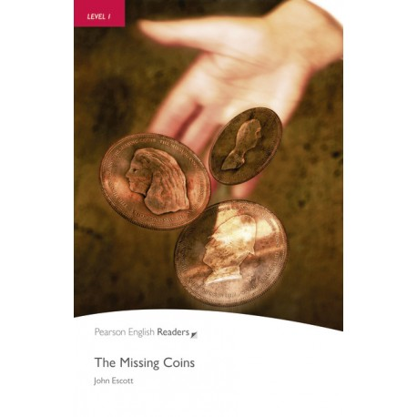 Pearson English Readers: The Missing Coins Pearson 9781405876681