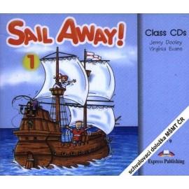 Sail Away! 1 Class CDs