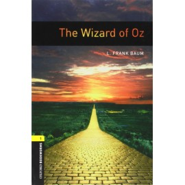 Oxford Bookworms: The Wizard of Oz + MP3 audio download