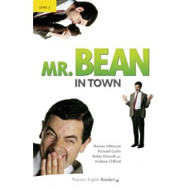 Pearson English Readers: Mr Bean in Town