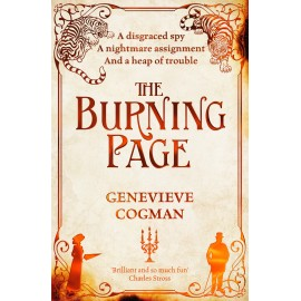 The Burning Page (The Invisible Library Book 3)