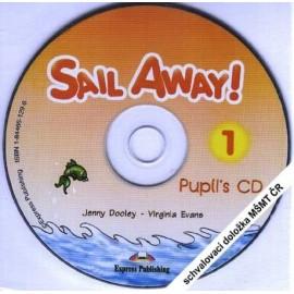 Sail Away! 1 Pupil's Audio CD