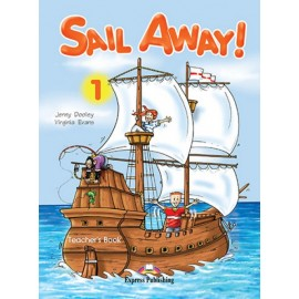 Sail Away! 1 Teacher's Book with Posters (interleaved)