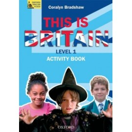 This is Britain! 1 Video Activity Book
