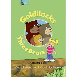 Fairy Tales Video - Goldilocks and the Three Bears Activity Book