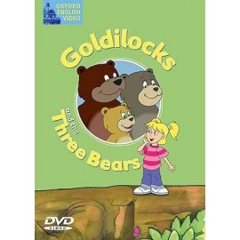 Fairy Tales Video - Goldilocks and the Three Bears DVD