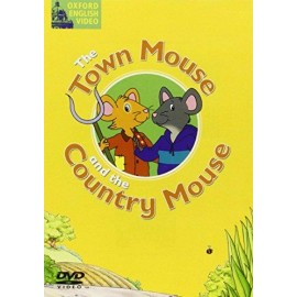 Fairy Tales Video - The Town Mouse and the Country Mouse DVD