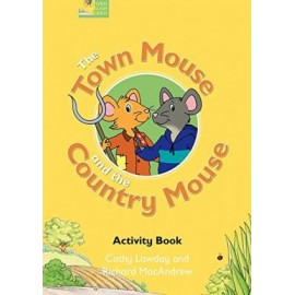 Fairy Tales Video - The Town Mouse and the Country Mouse Activity Book