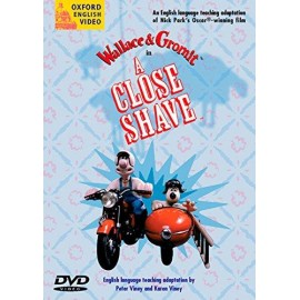A Close Shave DVD