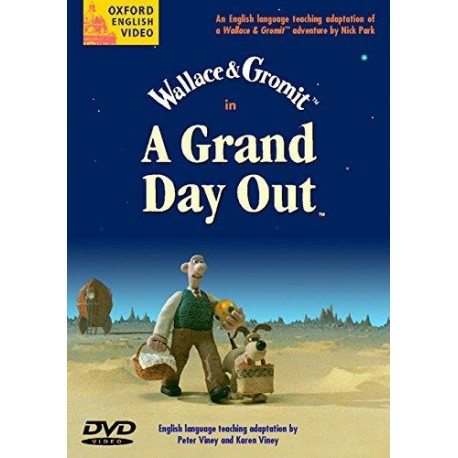 A Grand Day Out DVD Oxford University Press 9780194592383