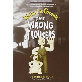 The Wrong Trousers Teacher's Book