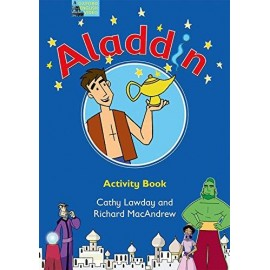 Fairy Tales Video - Aladdin Activity Book