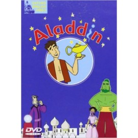Fairy Tales Video - Aladdin DVD