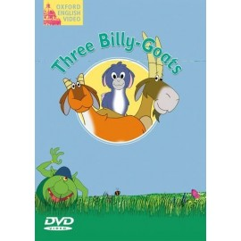 Fairy Tales Video - Three Billy-Goats DVD