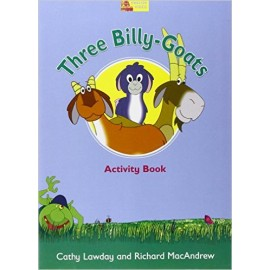 Fairy Tales Video - Three Billy-Goats Activity Book