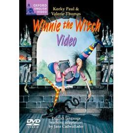 Winnie the Witch DVD