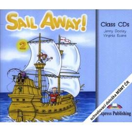 Sail Away! 2 Class Audio CDs