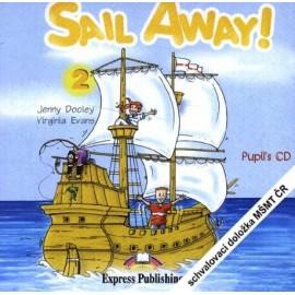 Sail Away! 2 Pupil's Audio CD