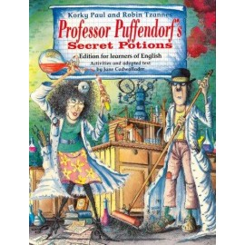 Professor Puffendorf's Secret Potions Storybook (with Activity Booklet)