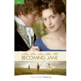 Pearson English Readers: Becoming Jane