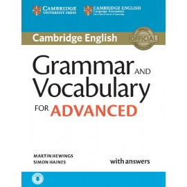 Grammar and Vocabulary for Advanced New Edition with answers + Audio download