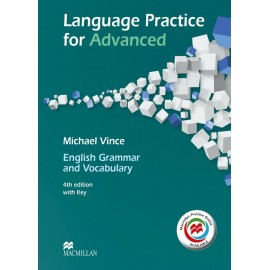 Language Practice for Advanced Fourth Edition (2015 format) Student's Book with Key + Macmillan Practice Online