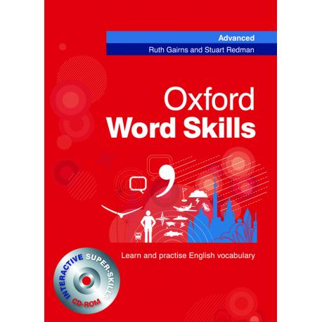 Oxford Word Skills Advanced + CD-ROM Oxford University Press 9780194620116
