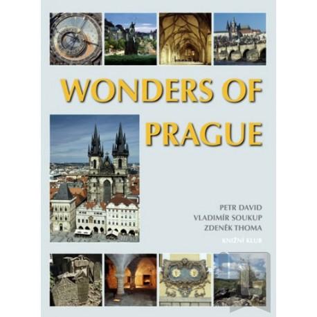 Wonders of Prague Knižní klub 9788024234250