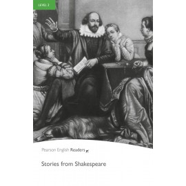 Stories from Shakespeare + MP3 Audio CD