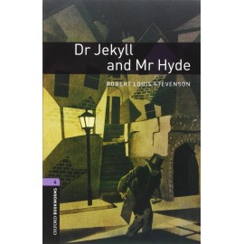 Oxford Bookworms: Dr Jekyll and Mr Hyde + MP3 audio download