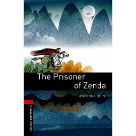 Oxford Bookworms: The Prisoner of Zenda + MP3 audio download
