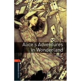 Oxford Bookworms: Alice's Adventures in Wonderland + MP3 audio download